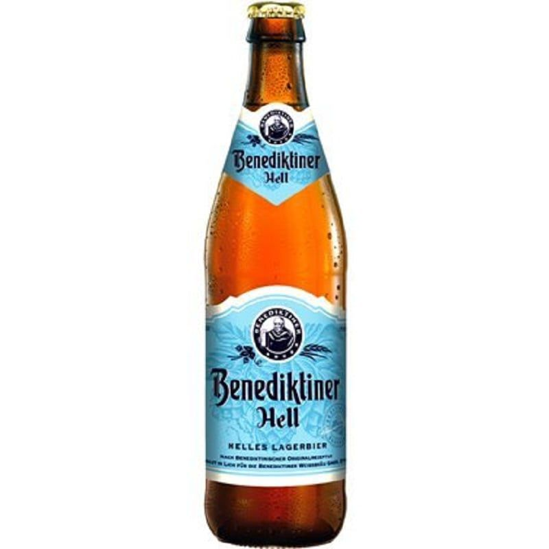 Cerveja Benediktiner Original Hell 500 ml