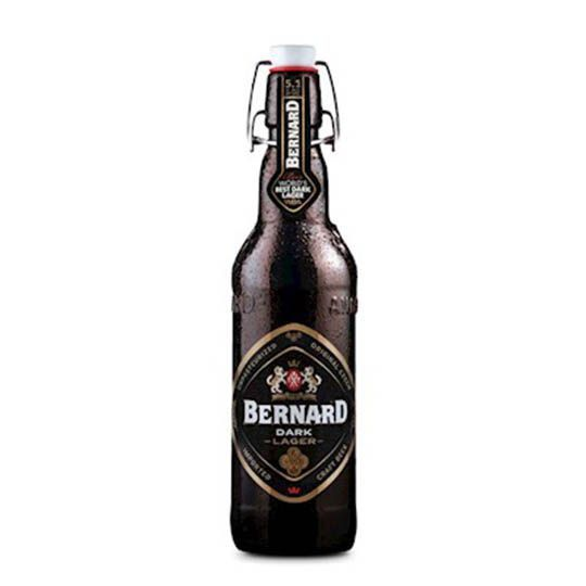 Cerveja Bernard Dark Lager 500 ml