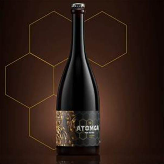 Cerveja Bodebrown Atomga Pão de Mel 750 ml