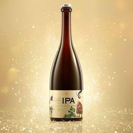 Cerveja Bodebrown Brut Ipa 750 ml