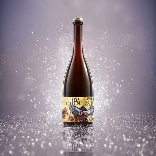 Cerveja Bodebrown Brut Mosaic 750 ml