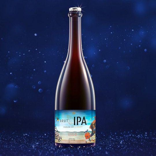 Cerveja Bodebrown Eldorado Brut Ipa 750 ml
