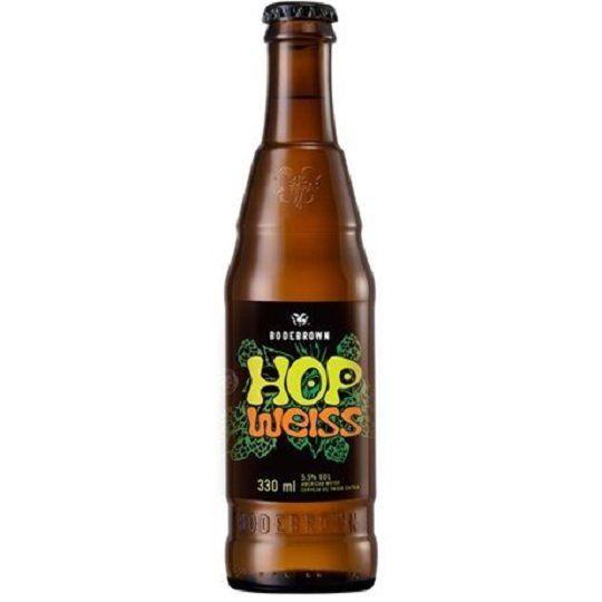Cerveja Bodebrown Hop Weiss 330 ml