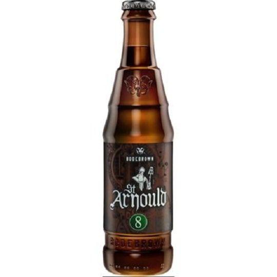 Cerveja Bodebrown Saint Arnould 8 330 ml