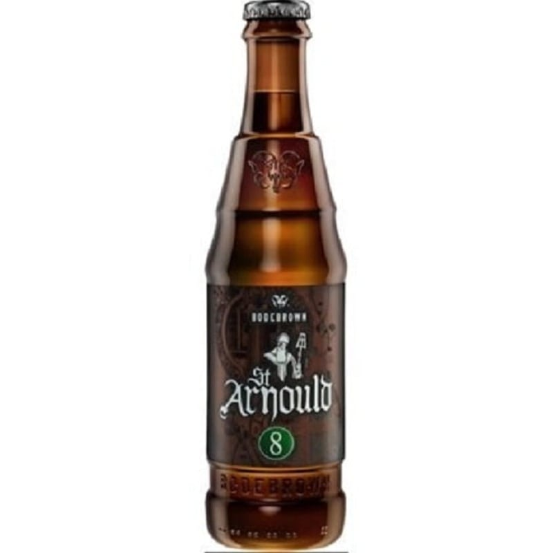 Cerveja Bodebrown Saint Arnould 8 330 ml