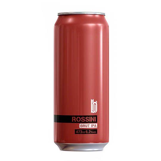 Cerveja Bold Rossini Brut Ipa Lata 473 ml