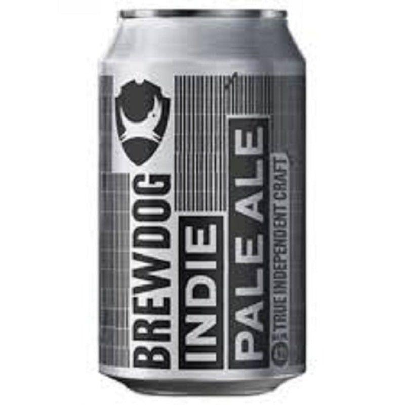 Cerveja Brewdog Indie Pale Ale Lata 330 ml