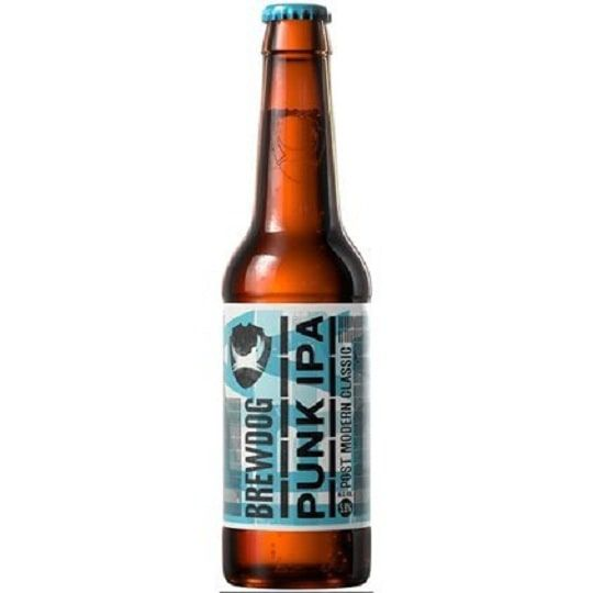 Cerveja Brewdog Punk Ipa Garrafa 330 ml