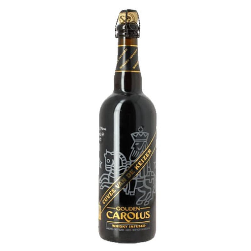 Cerveja Carolus Cuvee van de Kiezer Whisky Infused 750 ml