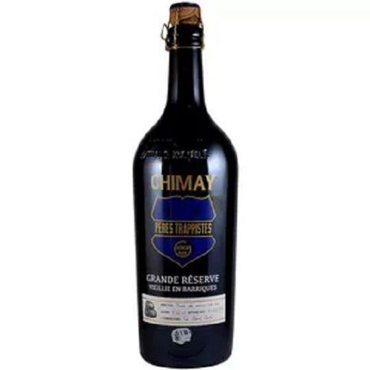 Cerveja Chimay 2017 Rum Oak Aged 750 ml