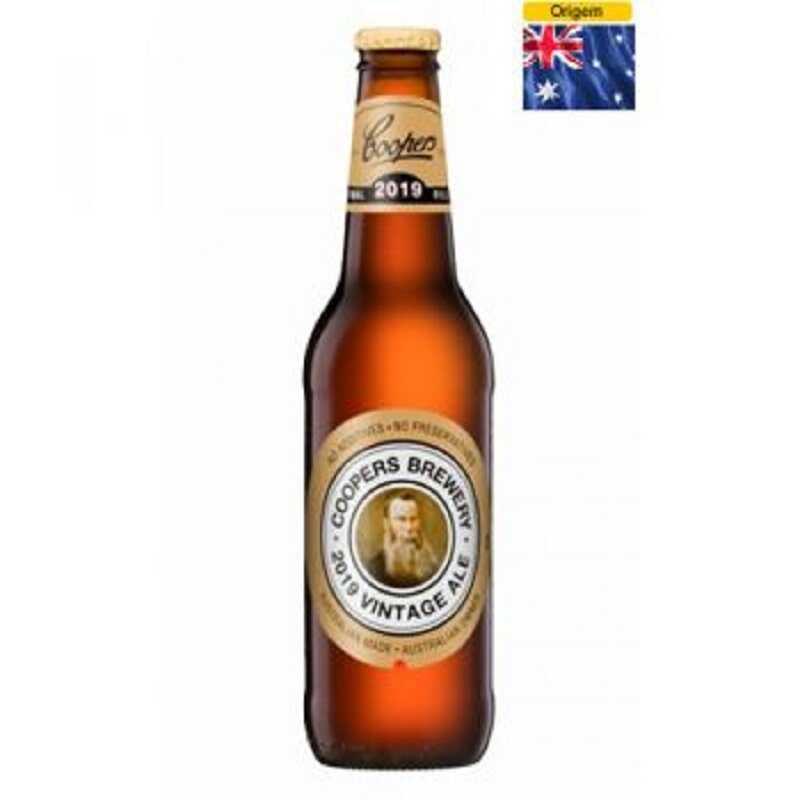 Cerveja Coopers 2019 Vintage Ale 355 ml