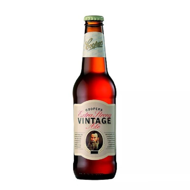 Cerveja Coopers Extra Strong Vintage Ale 355 ml