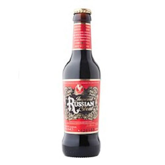 Cerveja Courage Russian Imperial Stout 2013 Vintage 275 ml