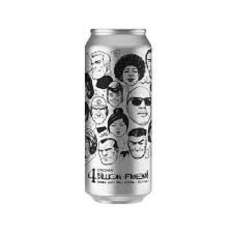 Cerveja Croma 4 Billion Friends Double Juicy Ipa Lata 473 ml