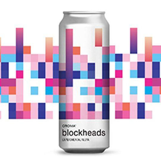 Cerveja Croma Blockheads Lata 473 ml