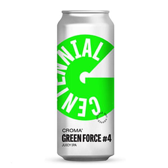 Cerveja Croma Force #4 Centennial Lata 473 ml