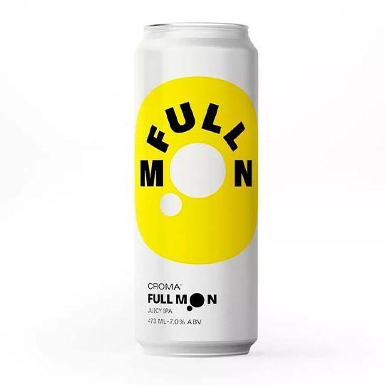 Cerveja Croma Full Moon Lata 473 ml