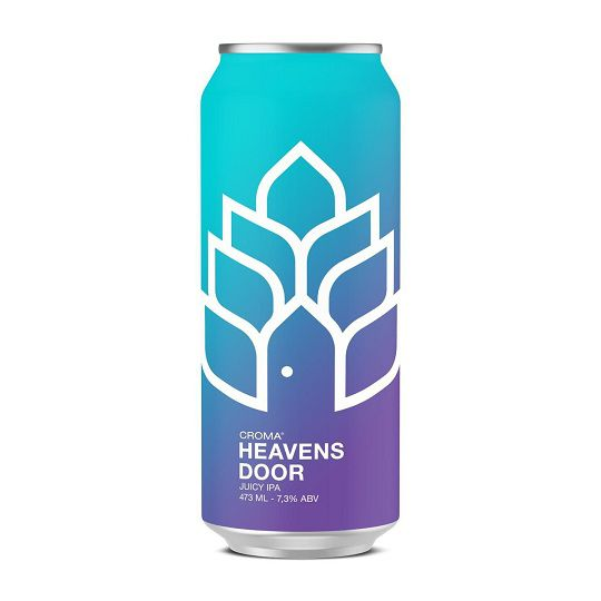 Cerveja Croma Heavens Door Juicy Ipa Lata 473 ml