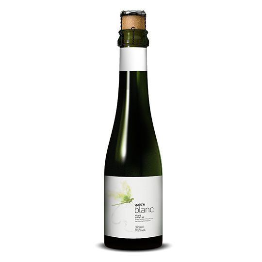 Cerveja Dadiva Quatre Blanc 375 ml