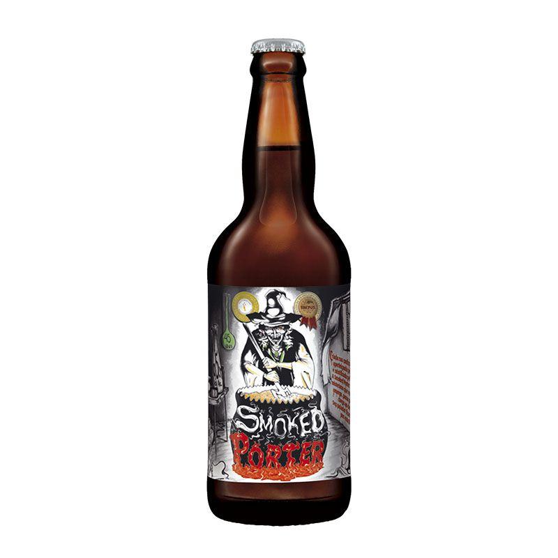 Cerveja Dama Bier Smoked Porter 500 ml