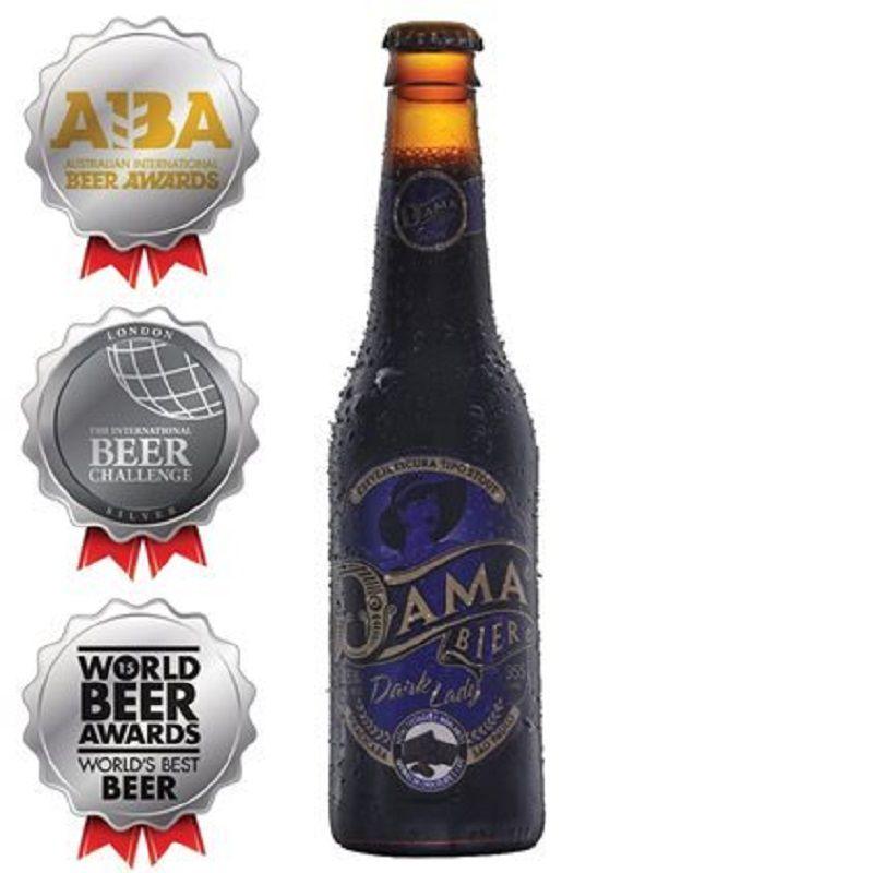Cerveja Dama Bier Stout 355 ml