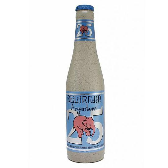 Cerveja Delirium Argentum 330 ml