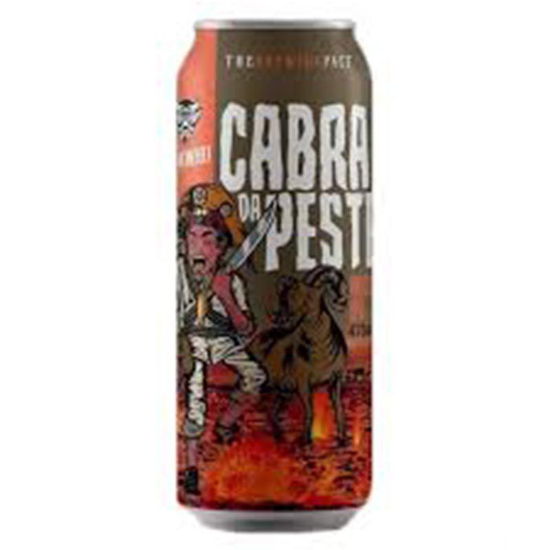 Cerveja Demonho Cabra da Peste Lata 473 ml
