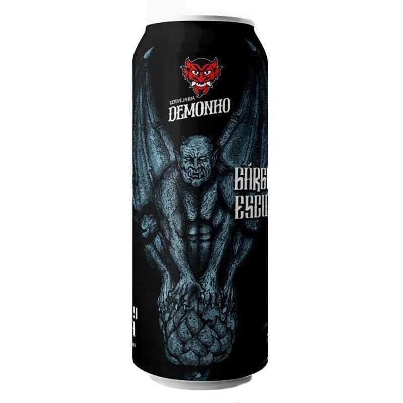 Cerveja Demonho Gárgulas da Escuridão Lata 473 ml