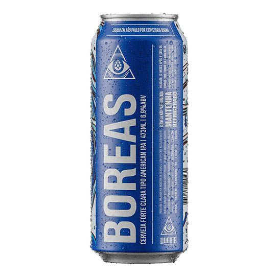 Cerveja Dogma Boreas Ipa com Cryo Hops Lata 473 ml