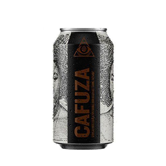 Cerveja Dogma Cafuza Lata 350 ml