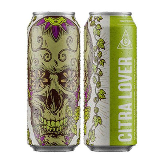 Cerveja Dogma Citra Lover Lata 473 ml
