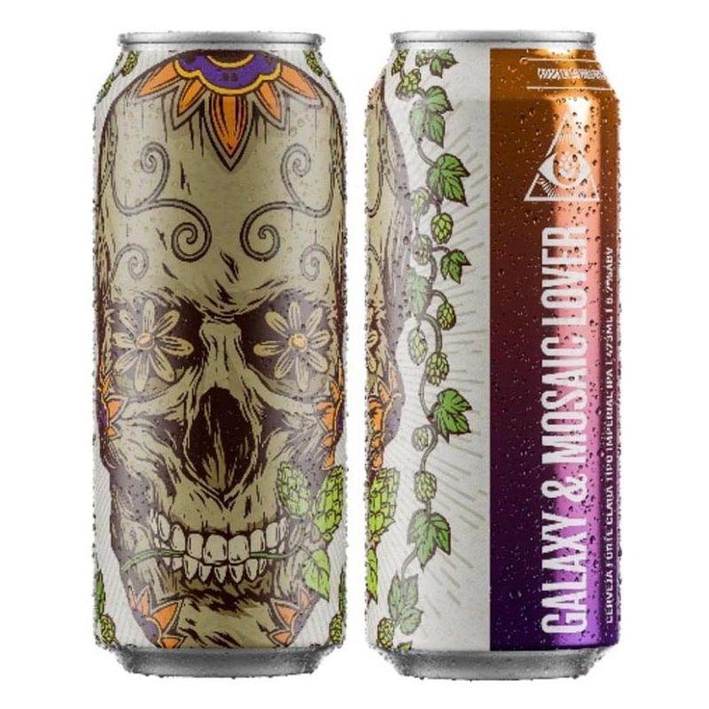 Cerveja Dogma Galaxy e Mosaic Lover Lata 473 ml