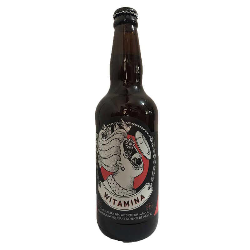 Cerveja Doktor Brau Witamina 500 ml