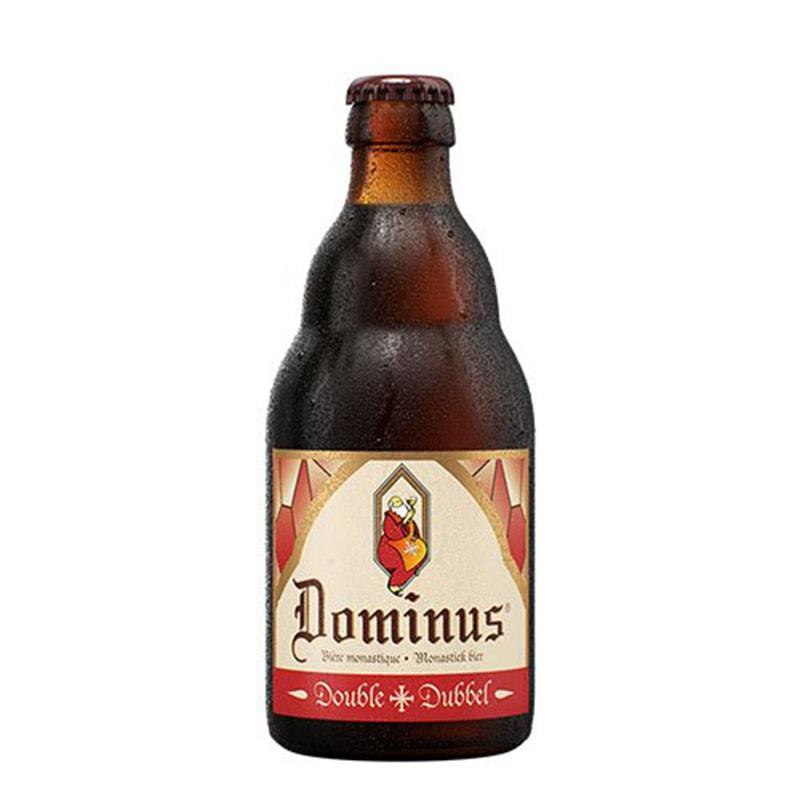 Cerveja Dominus Dubbel 330 ml