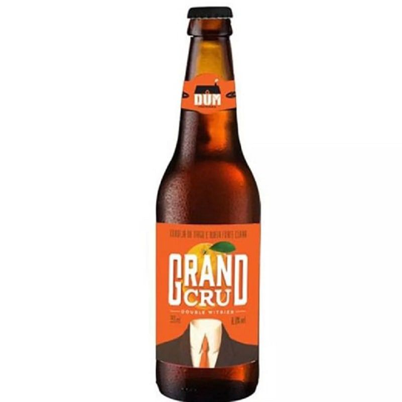 Cerveja DUM Grand Cru Double Witbier 355 ml