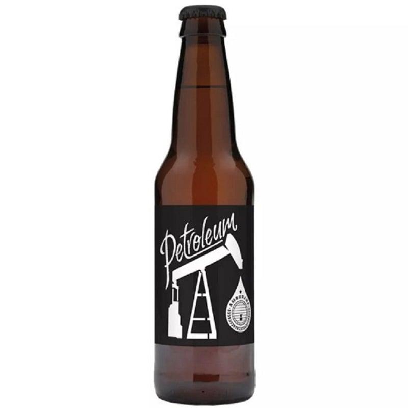 Cerveja DUM Petroleum Madeiras Amburana 355 ml