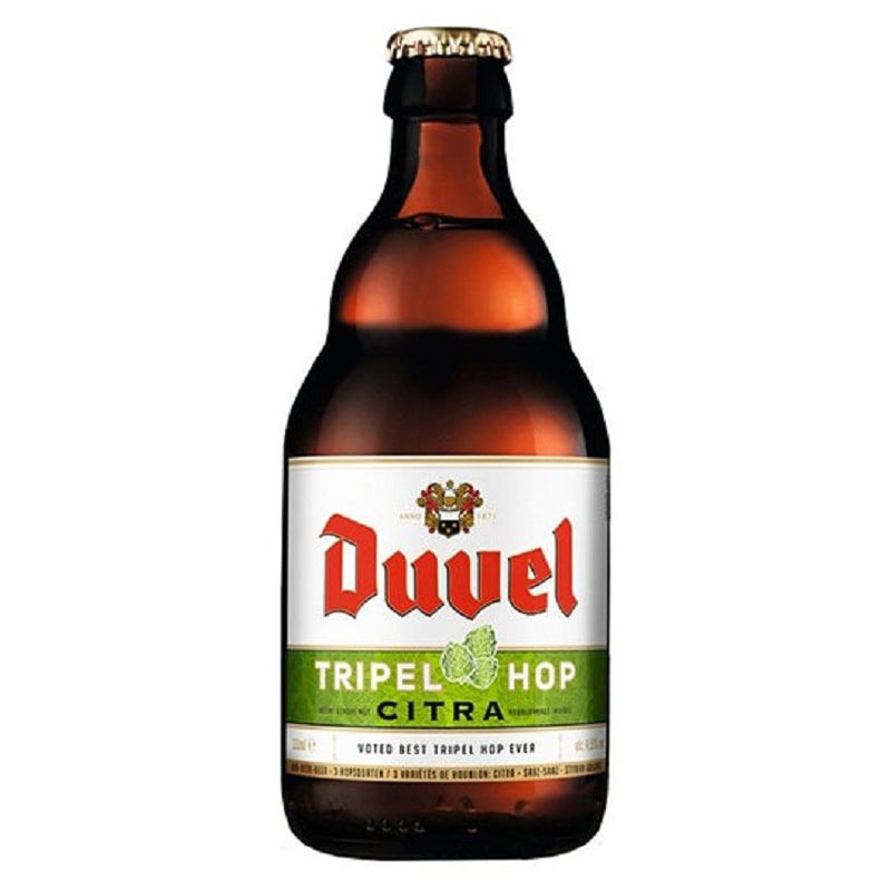 Cerveja Duvel Tripel Hop Citra 330 ml