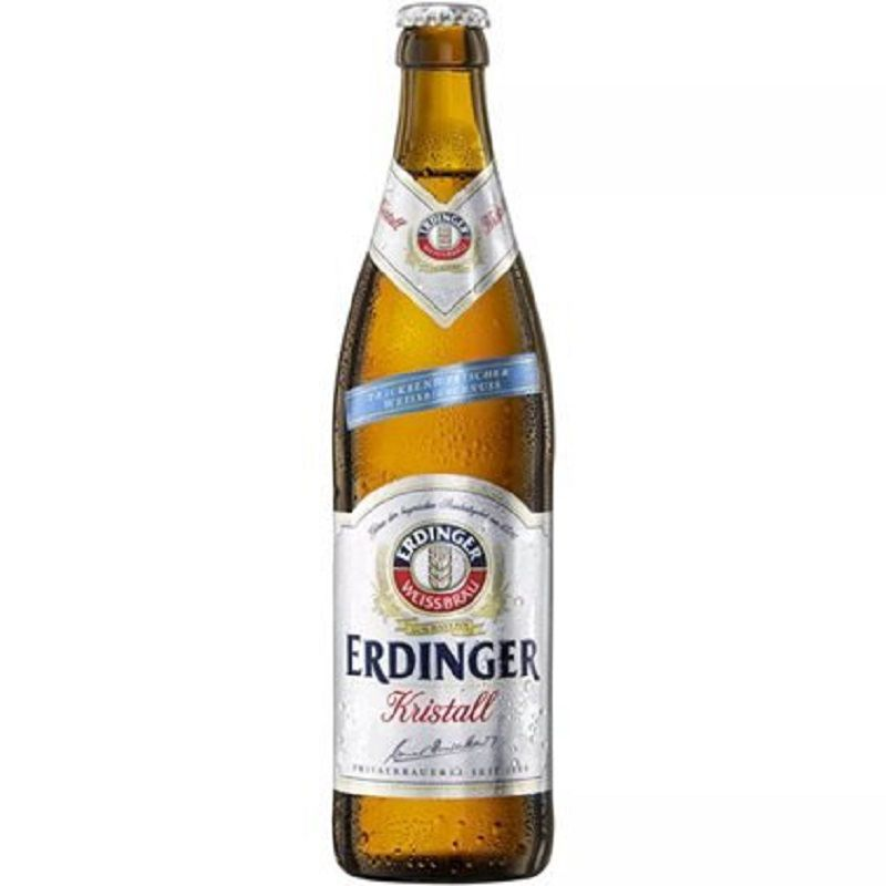 Cerveja Erdinger Kristall 500 ml