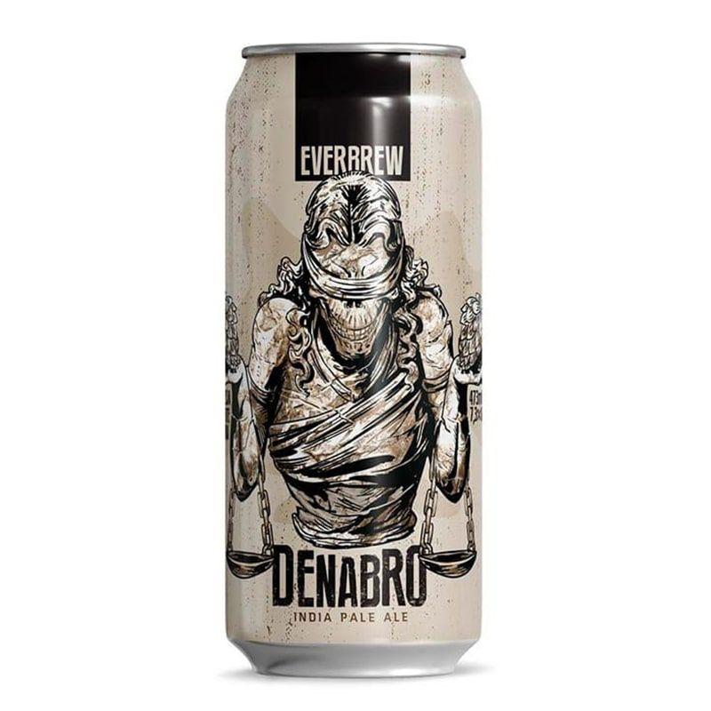 Cerveja Everbrew Denabro Ipa Lata 473 ml