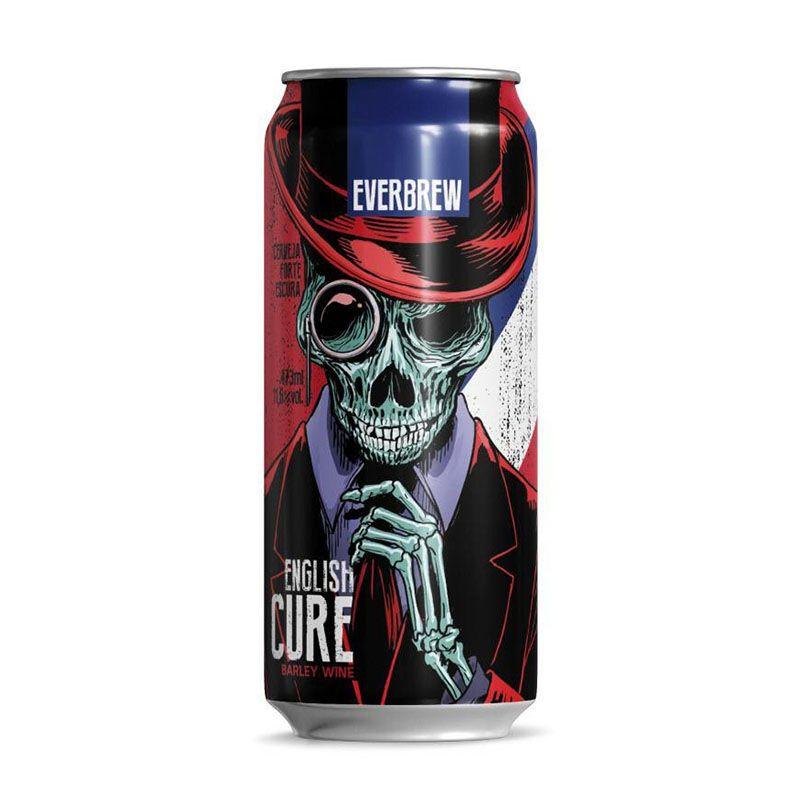 Cerveja Everbrew English Cure Lata 473 ml