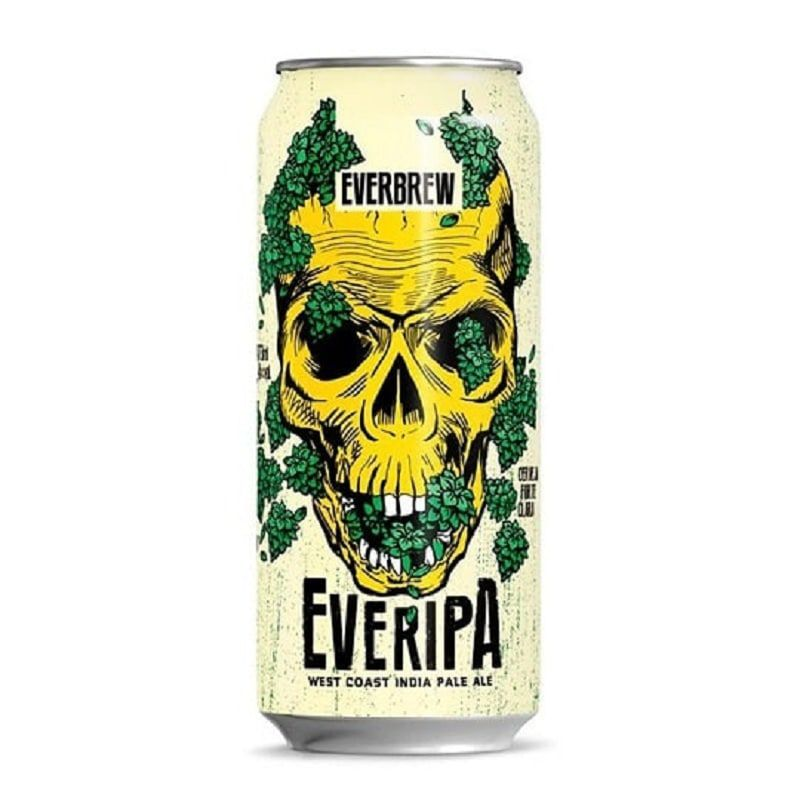 Cerveja Everbrew Everipa Lata 473 ml