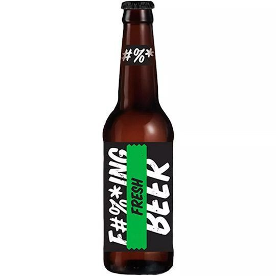 Cerveja Fucking Beer Fresh 355 ml