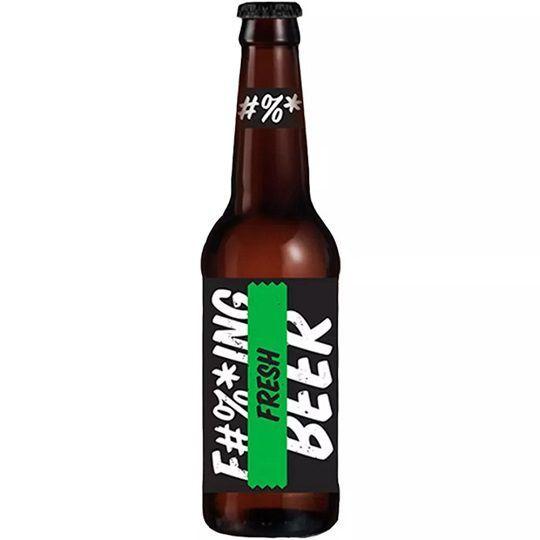 Cerveja Fucking Beer Fresh 355 ml