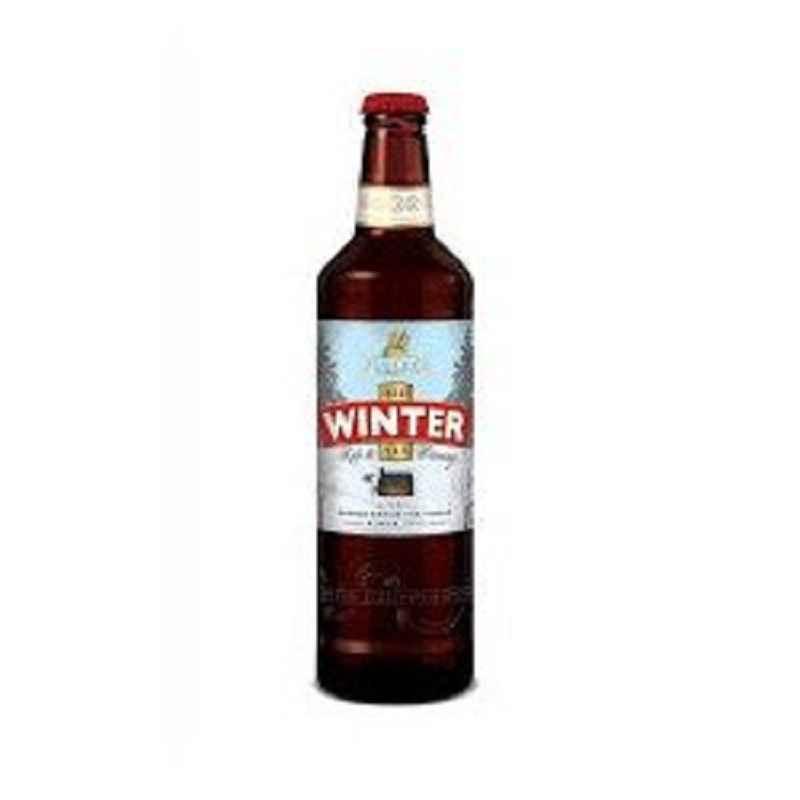 Cerveja Fuller's Old Winter Ale 500 ml