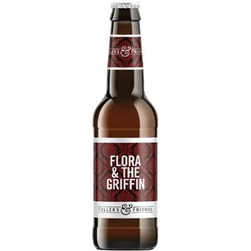 Cerveja Fullers & Friends Flora & The Griffin 330 ml