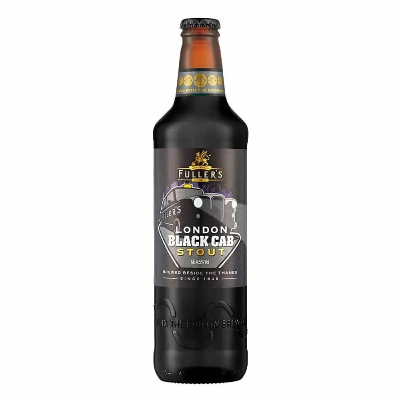 Cerveja Fuller's London Black Cab Stout 500 ml
