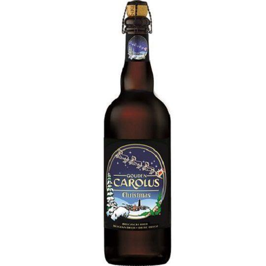 Cerveja Gouden Carolus Christmas 750 ml