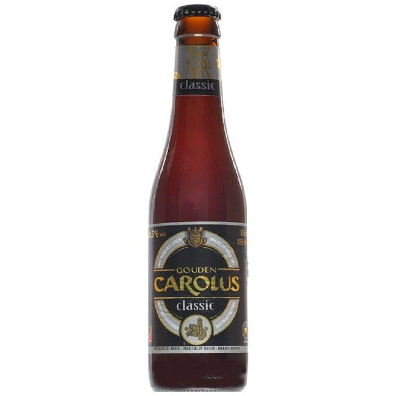 Cerveja Gouden Carolus Classic 330 ml