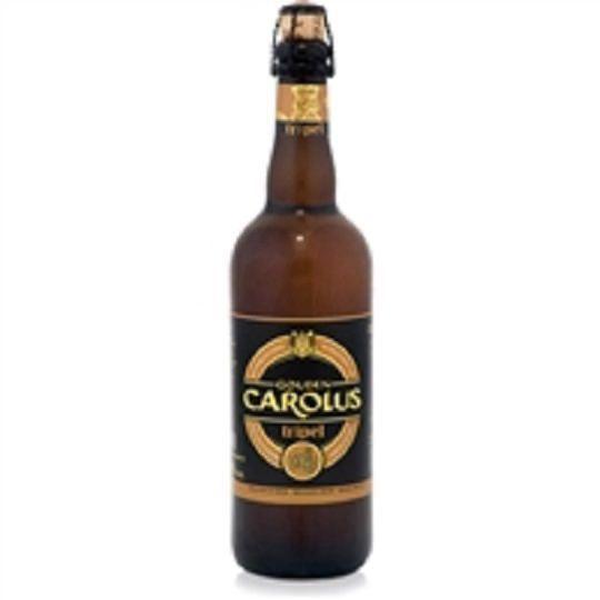 Cerveja Gouden Carolus Tripel 750 ml