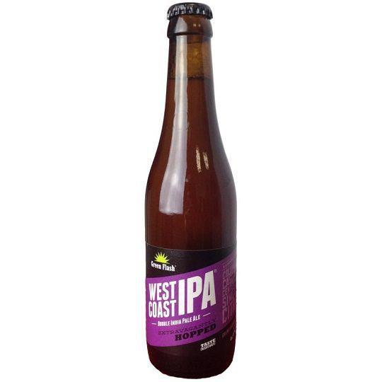 Cerveja Green Flash West Coast Double IPA 330 ml